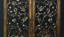 1. Bronze Doors